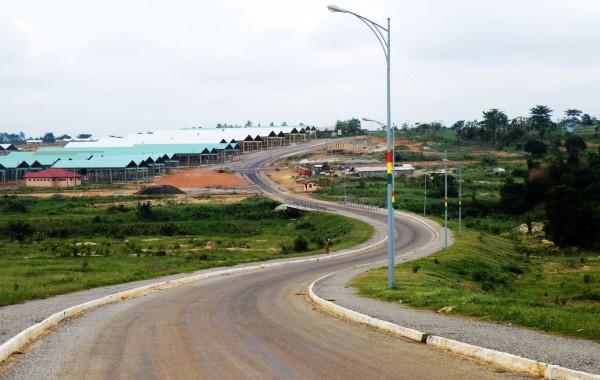 Rijau-Dukku公路项目